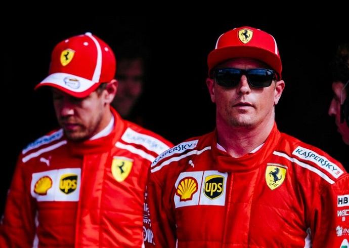 Sábado en Italia - Ferrari: Kimi Räikkönen protagoniza la fiesta tifosi