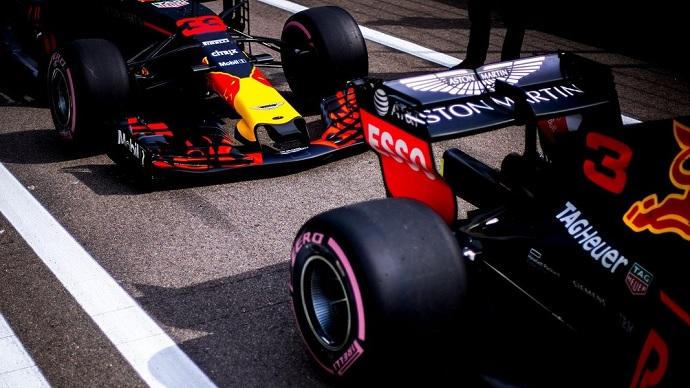 Sábado en Rusia - Red Bull: estratégicamente favorecidos