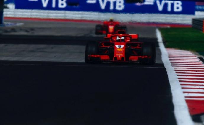Domingo en Rusia: Ferrari apunta al blanco y Vettel erra