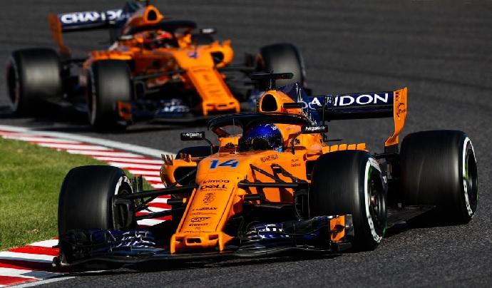 Domingo en Japón-McLaren: Hacen lo que pueden