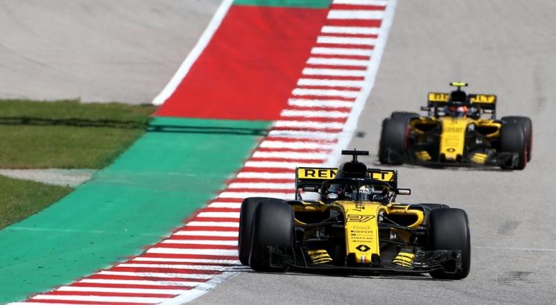 Previo GP de México-Renault: optimismo después de Austin