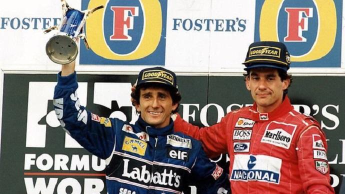 Alain Prost lanza ideas por una Fórmula 1 más igualada