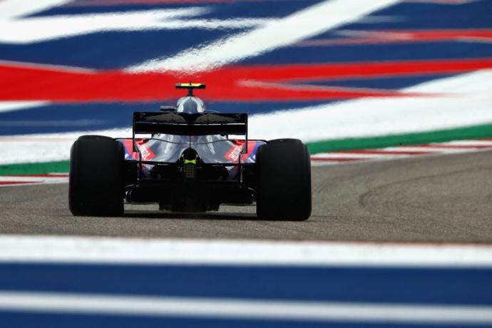Sábado en Austin-Toro Rosso: Clasifiicación que no vale para nada