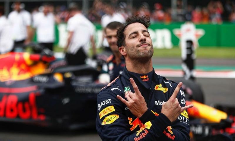 Sábado en México - Ricciardo le roba el récord a Max Verstappen