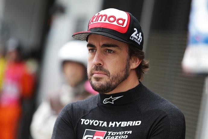 Alonso destaca la gran regularidad que están teniendo