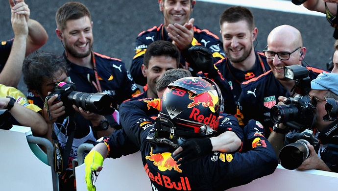 Domingo en Japón-Red Bull: Verstappen finiquita las opciones de Vettel