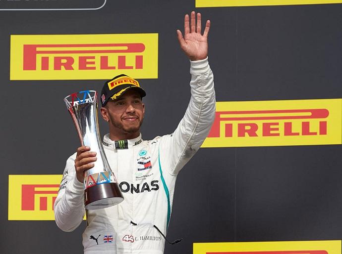 Domingo en Austin - Mercedes: La estrategia de Mercedes pospone el alirón de Hamilton