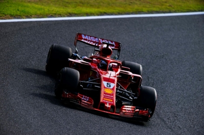 domingo en japon ferrari