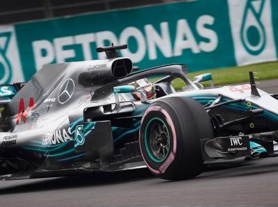 Domingo en México - Mercedes: Y por fin llegó el pentacampeonato