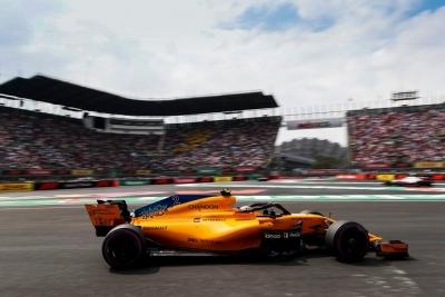 Domingo en México – Vandoorne toma el mando de McLaren y los puntos