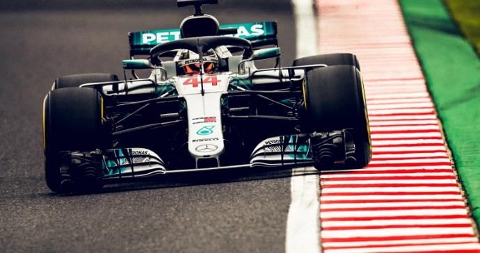 GP Japón-FP3: Hamilton se postula para la pole con Sainz 9º y Alonso 17º