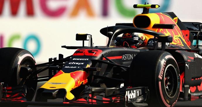 GP México 2018-FP3: Verstappen, el más rápido 'pre-pole'