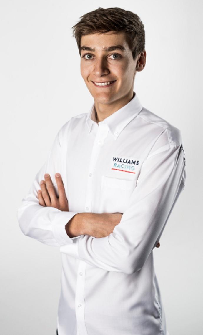 OFICIAL: George Russell será piloto oficial de Williams en 2019