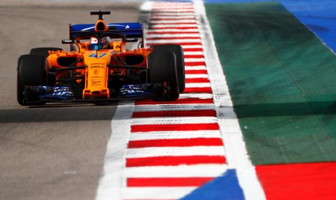 Previo Mclaren-Japón: Norris volverá al volante en FP1