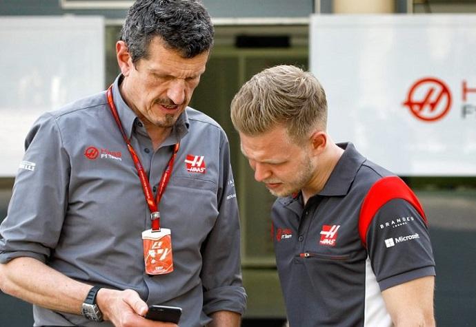 "Steiner se está ""cansando"" de las críticas a Magnussen"