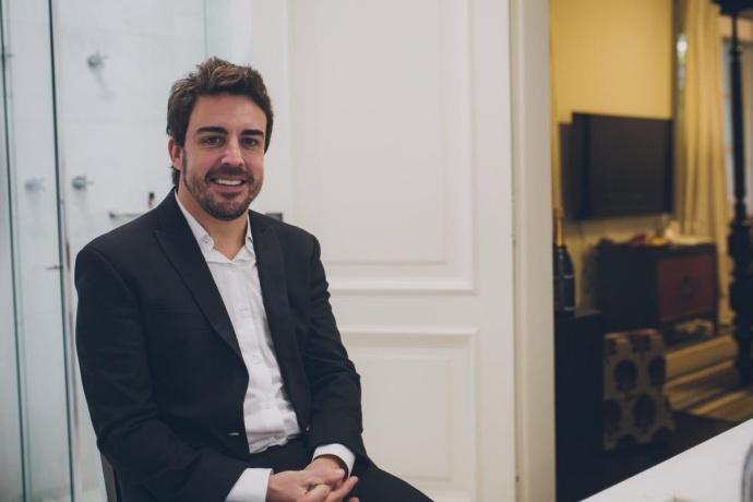 """Alonso a dos carreras de su adiós: """"Prefiero lel respeto que más títulos"""""""