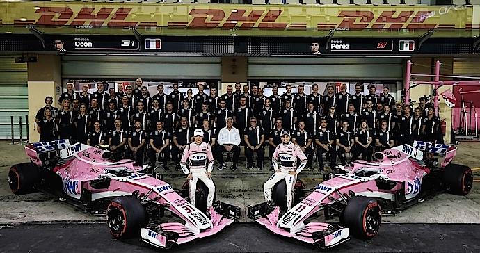 Domingo en Abu Dabi - Racing Point termina en 7º del Mundial F1 con doble acta de nacimiento