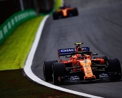 Domingo en Brasil – McLaren: Sombra Sin Fin