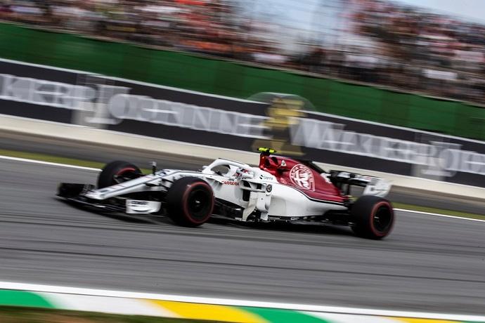Domingo en Brasil-Sauber: Cara y cruz para los pilotos de Hinwil
