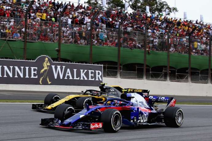Domingo en Brasil-Toro Rosso: Carrera complicada sin recompensa