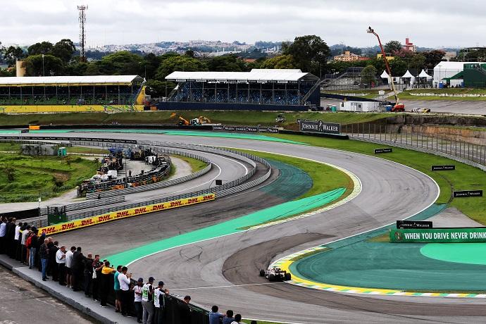 GP de Brasil-Renault: pensando en positivo
