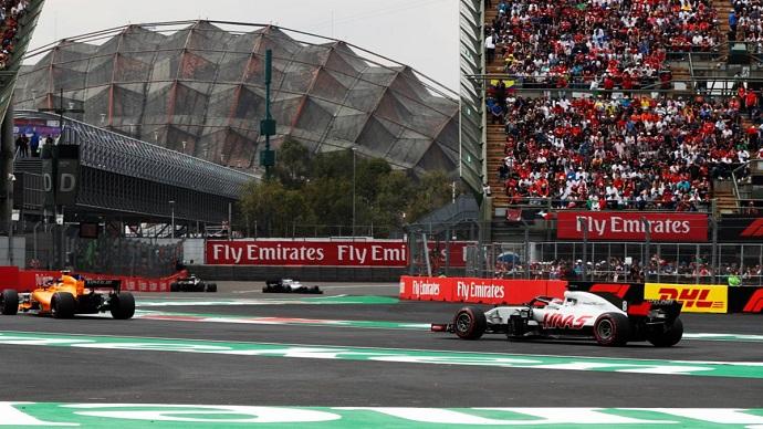 Magnussen pone en valor los avances de Haas