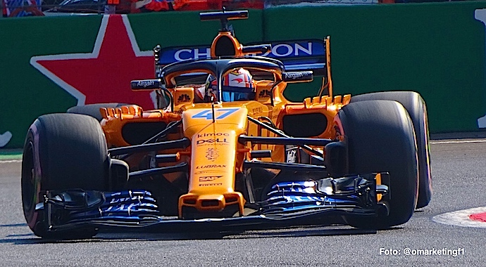 McLaren anuncia alianza con OnePlus