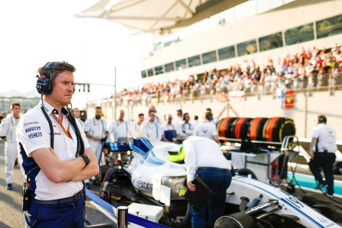 Rob Smedley no seguirá en Williams en 2019
