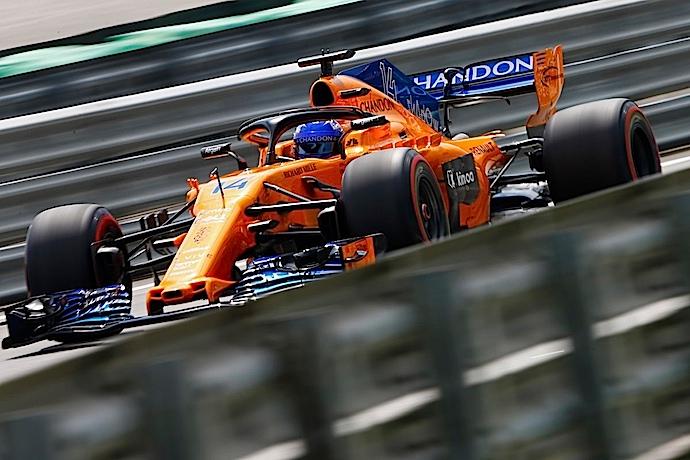 Sábado en Brasil – McLaren: Esperanza Caída