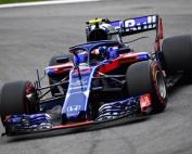 Sábado en Brasil-Toro Rosso: gasly consigue entrar en Q3