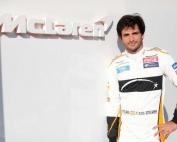 Sainz se estrena con McLaren: