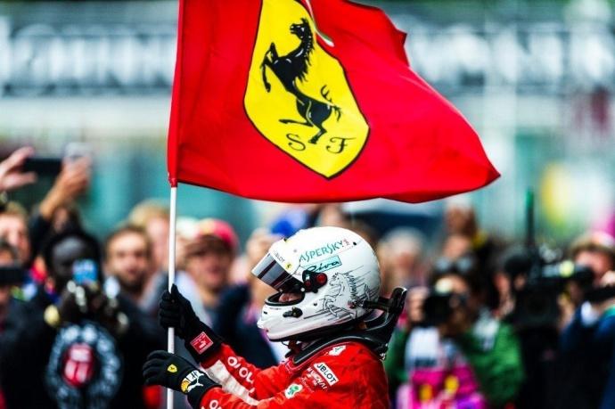 """Vettel y la llegada de Leclerc: """"Tenemos que trabajar juntos"""""""