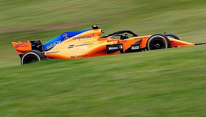Viernes en Brasil – McLaren con Norris al volante e Interlagos imponente
