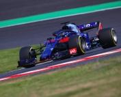 Viernes en Brasil-Toro Rosso: Día de pruebas productivos