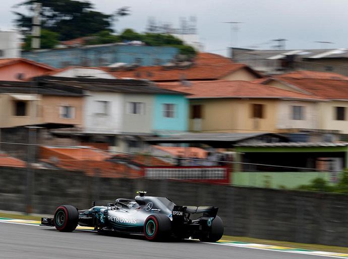 Domingo en Brasil - Mercedes: Hamilton recoge la victoria que Ocon tira a Verstappen