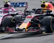 Domingo en Brasil - Red Bull: Sólo un doblado puede parar a Verstappen