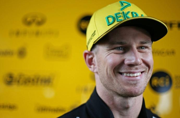"""Hülkenberg marca terreno ante la llegada de Ricciardo: """"Siempre gano a mis compañeros"""""""