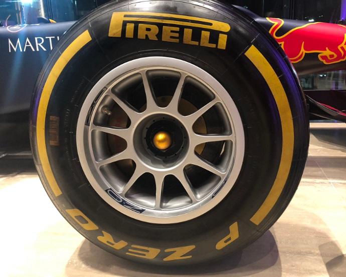 OFICIAL: Pirelli alarga su relación con la F1 hasta 2023