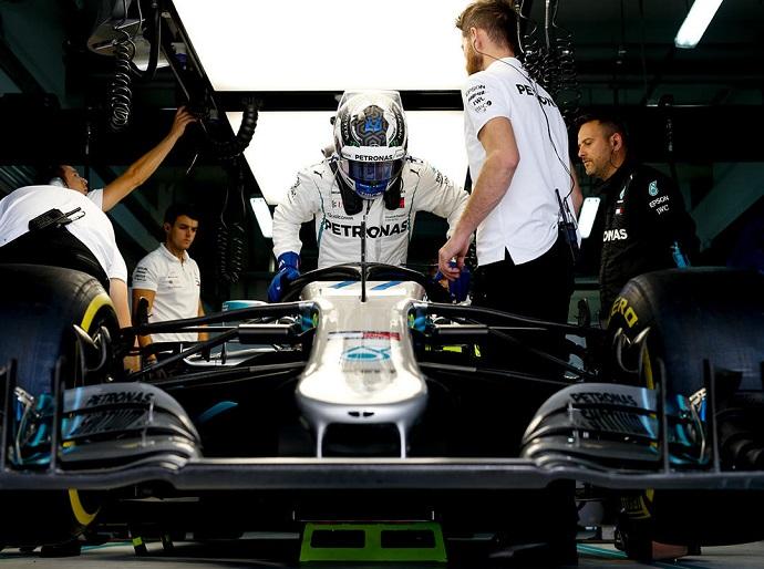 Sábado en Brasil - Mercedes: Hamilton sigue intratable como pentacampeón