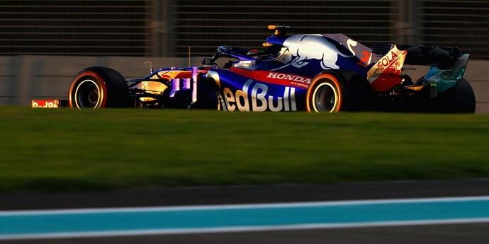 Viernes en Abu Dabi - Toro Rosso: necesidad de mejora
