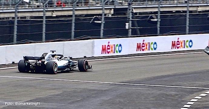 El GP de México F1 premiado como el mejor evento del año por 4º año consecutivo