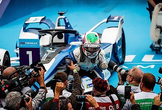 FIA Fórmula E - Un Electrizante Principio