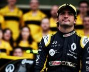 Sainz se despide de Renault: