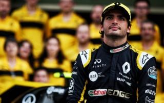 """Sainz se despide de Renault: """"Ha sido un reto"""""""