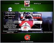 Un día como hoy en 1948 nació el Campeón Nº 20 en la historia de F1: Keke Rosberg