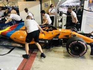 notas de la temporada McLaren