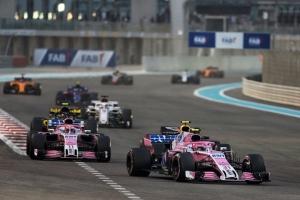 notas de la temporada Racing Point
