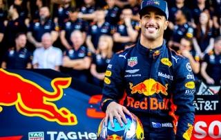 notas de la temporada Ricciardo