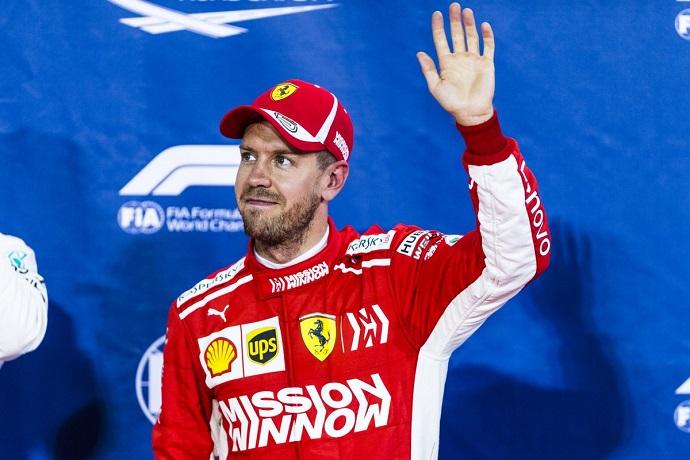 notas de la temporada Vettel