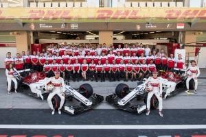 notas de la temporada Sauber